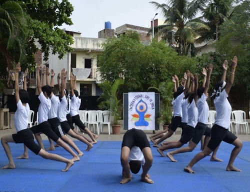 Why Yoga is Pure Delight!