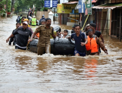 Lessons to be learnt from Kerala's floods.
