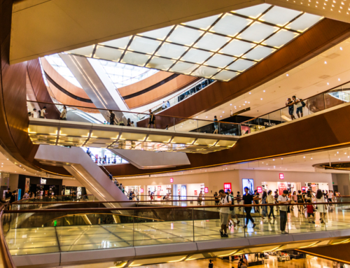 Benefits of having retail business in a shopping mall