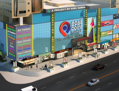 Prime Retail shops in the heart of Mumbai city