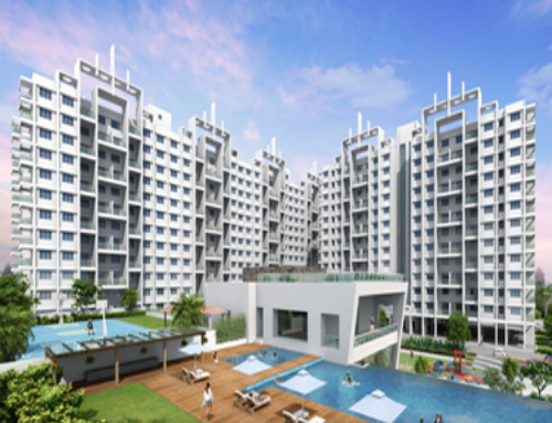 2 and 3 BHK Glamorous Apartments at Undri | Ganga Glitz