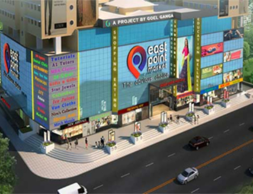 Commercial & Retail Spaces at Kurla East, Mumbai | East Point Market