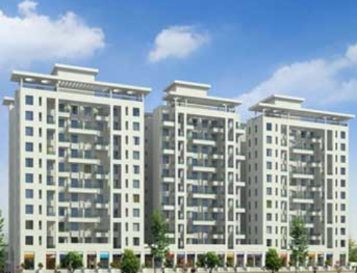 2, 3 & 4 BHK Spacious Apartments on Sinhagad Road, Pune | Ganga Bhagyoday Phase 2