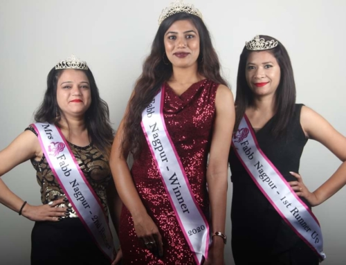 Miss Fab 2020 beauty pageant, Nagpur